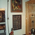Case 17 - Seaforth Museum in 2008 - Smokey Smith painting, winning has VC.
