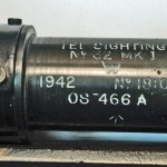 No. 32 MK. I scope serial number 1810.