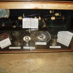 Case 12 bottom - Seaforth Museum in 2008.
