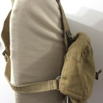Commando 1944 Vickers K webbing - right side
