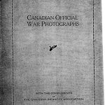 Canadian Official War Photographs of WWI INDEX