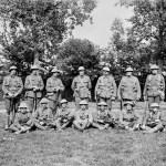 Scouts & Snipers 8 Bn CEF 1916 June (L&AC MIKAN 3405977)