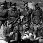 Snipers of the 2nd Battalion, Royal Highlanders of Canada (Black Watch) in Korea 1953. (Photo credit Canada's BLACK WATCH An Illustreated History of the Regular Force Battalions 1951 - 1970 by Simon Falconer 2008 p. 47)
