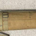 Lee-Enfield No. 4 MK. I T LESS TELESCOPE BSA N31722 28376 mismatched - Back of scope case No. 8 MK. 2