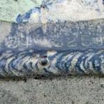 54-82593 as a monument in Truro, Nova Scotia. CAR stamped into hull. (Dec 2007 Brad Mills photo )
