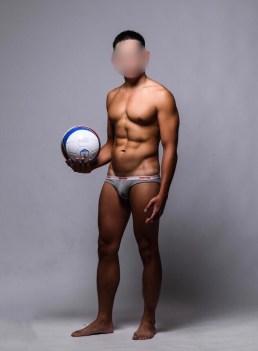 Jason - Captain Taiwan Spa - 隊長 Spa