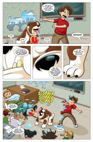 Captain Ultimate #5 Page 3
