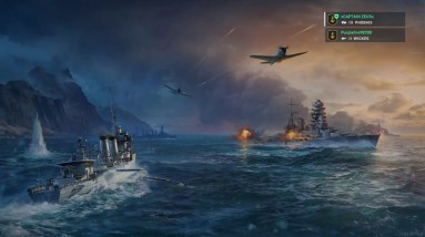 World of Warships Legends Xbox One Gameplay - Tips for New Battleship Captains - Full Review