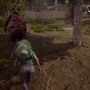 Steaming State of Decay II - Olympia Prime on Mixer