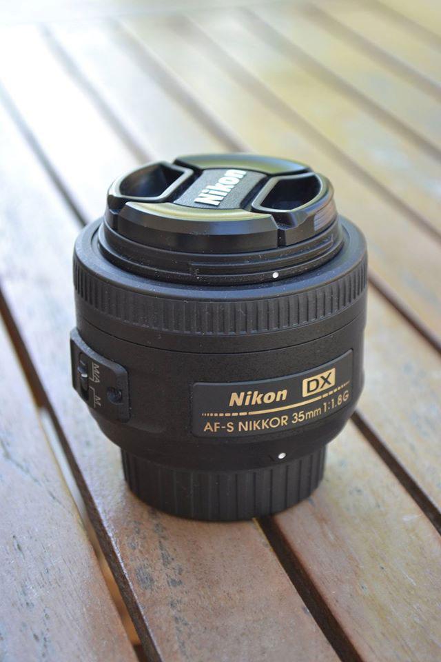 La focale fixe 35mm ...