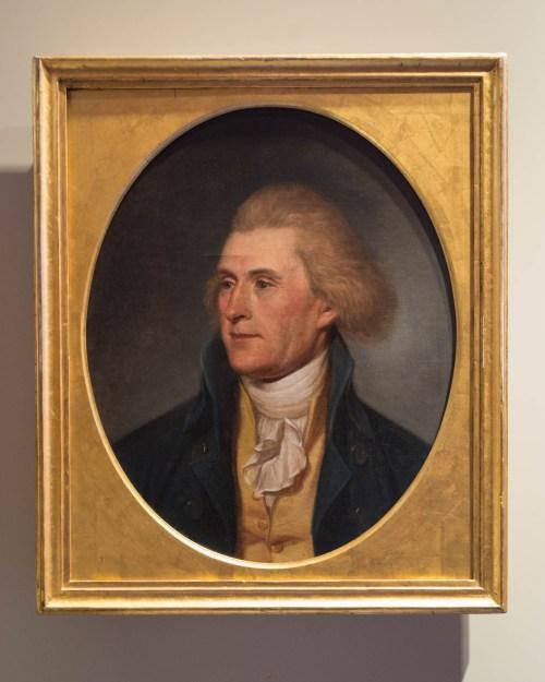 Thomas Jefferson en peinture