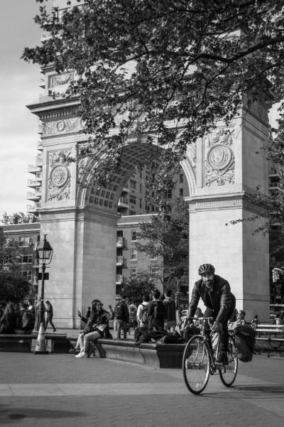 L'arche du Washington Square