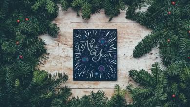 New Years Captions Ideas