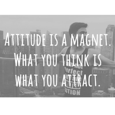 Captions on Attitude