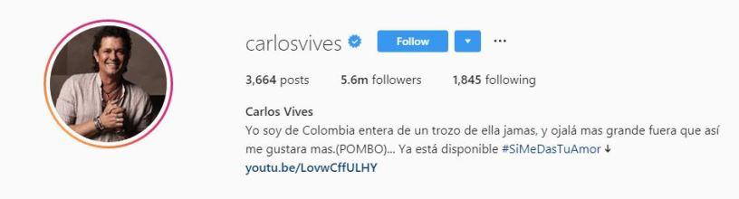Instagram Profile Example Boys