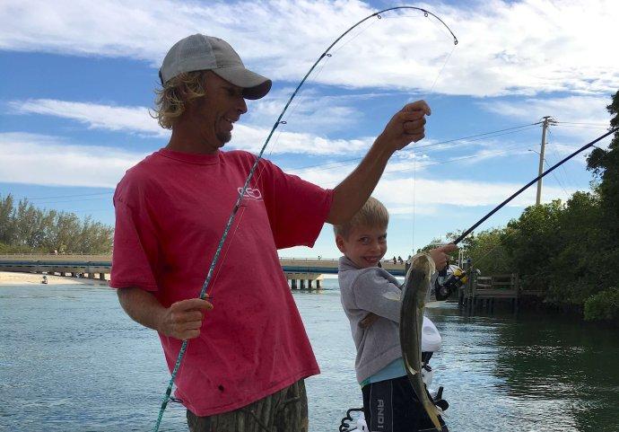 Snook Fishing, Blind Pass, Tide Change, Catch & Release, Sanibel Fishing & Captiva Fishing, Sanibel Island, Saturday, December 2, 2017.