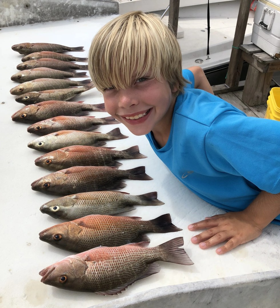 Snapper, Catch & Release, Sanibel Island Fishing Charters & Captiva Island Fishing Charters, Sanibel Island, Monday, July 30, 2018.