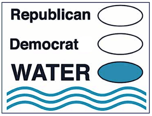 Vote Water! Sanibel Fishing & Captiva Fishing, Sanibel Island.