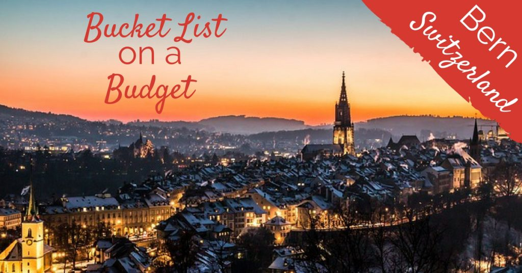 Next in our Bucket List on a Budget Series is Bern, Switzerland. We went for the museum. We stayed for the park, the bears, the shopping, the culture and food. Bucket List | Switzerland Travel | Swiss Rail Pass | Visit Switzerland | Swiss Alps Vacation | Bed & Breakfast Bern | Hotels in Bern | Youth Hostel Switzerland | übernachtung Bern | Jugendherberge Bern | Bern | Places to see in Switzerland