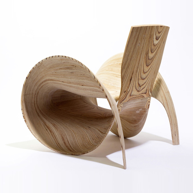 floating chair for bedroom bubble stand uk incredible curved armchair 4 olga by sawaya and moroni - captivatist