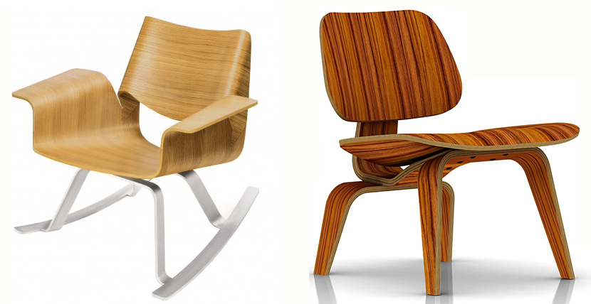 bent wood dining chairs desk chair ikea popular plywood chairs: and molded - captivatist