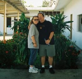 Chuck and Dawn Yaracuy