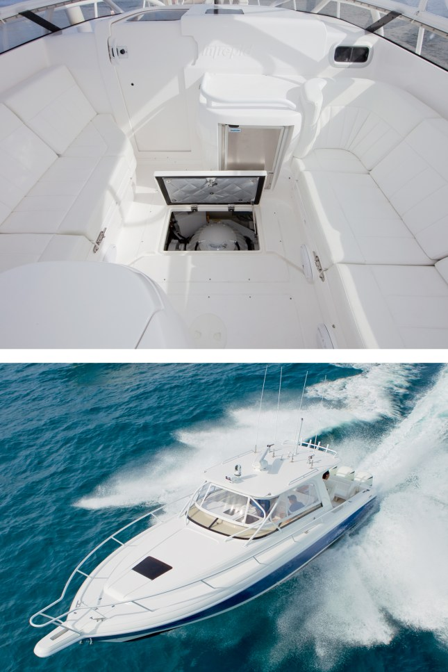 Seakeeper Gyros Captain Ken Kreislers Boat And Yacht Report