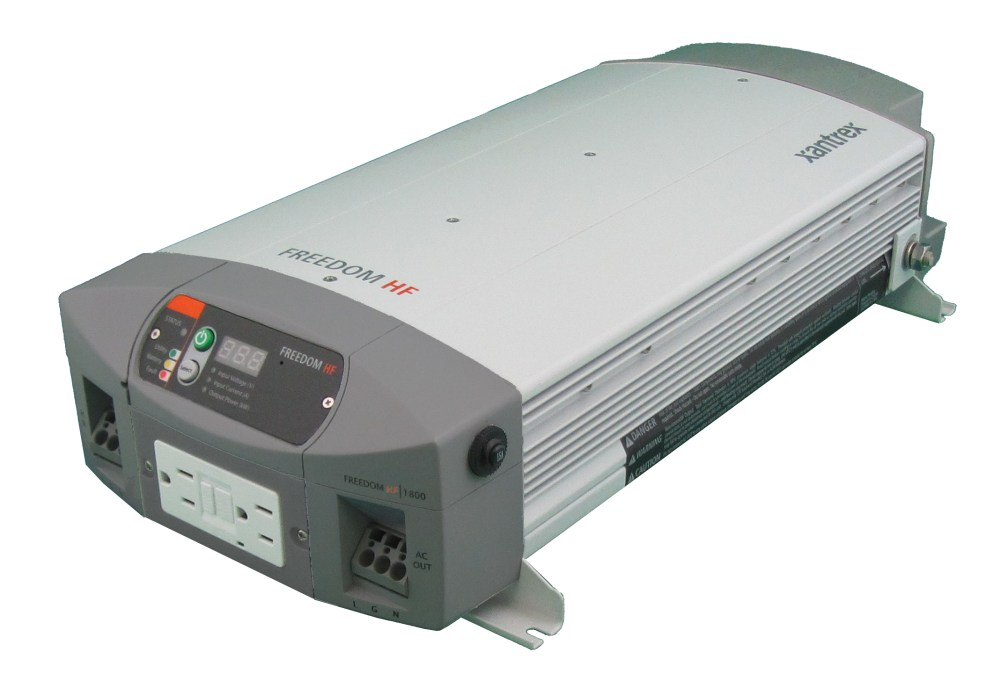 medium resolution of a xantrex freedom hf inverter charger is a combination of an inverter battery charger marine electrical