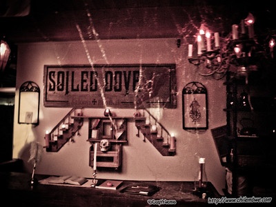 Soiled Dove, saloon