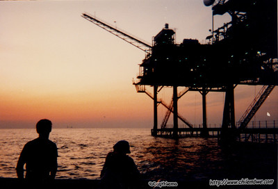 sunset offshore