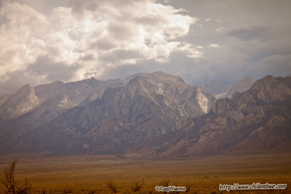 view from Manzanar