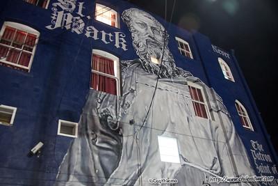 St. Mark Mural, Venice Beach