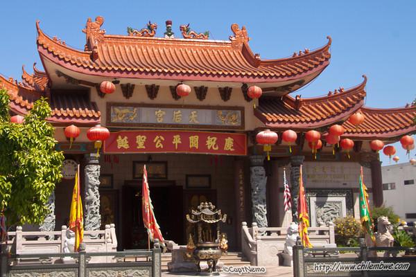 Los Angeles China Town