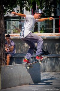 Skateboarder, Budapest