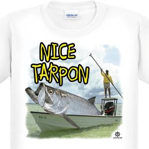 Nice Tarpon T-Shirt