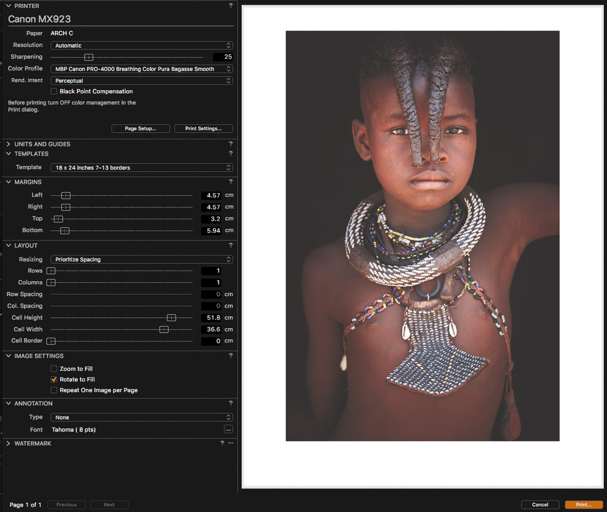Capture One Blog » Blog Archive Exporting and Printing images in