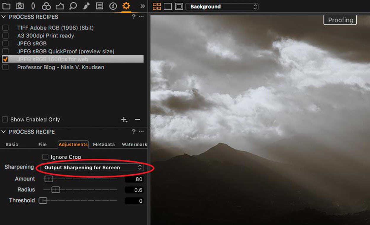Capture One Blog » Blog Archive Control your Output in
