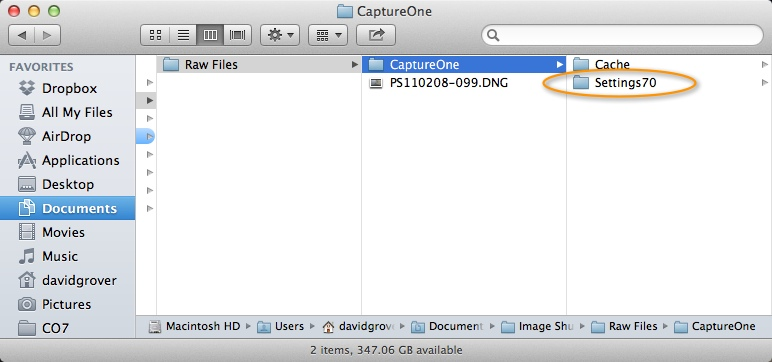 Capture One Blog » Blog Archive Exporting Original Files from