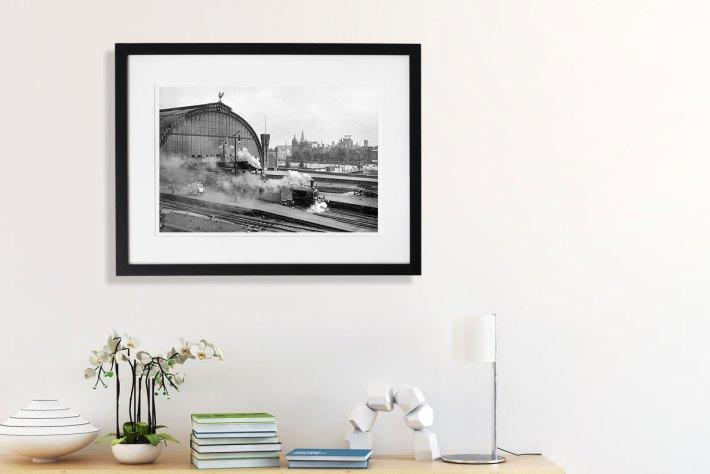 Capture Amsterdam & Stadsarchief Amsterdam - Centraal Station Amsterdam - Bernard F. Eilers