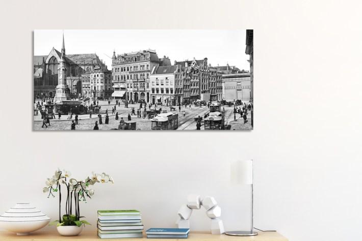 Fotograaf Jacob Olie - Dam- Capture Amsterdam - Bron Stadsarchief Amsterdam 2