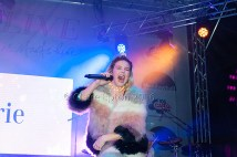 Meadowhall Christmas light switch on 2106