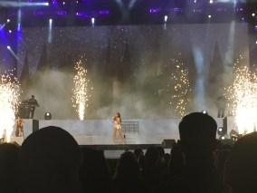 Ariana Grande, August 31, Mandalay Bay Arena