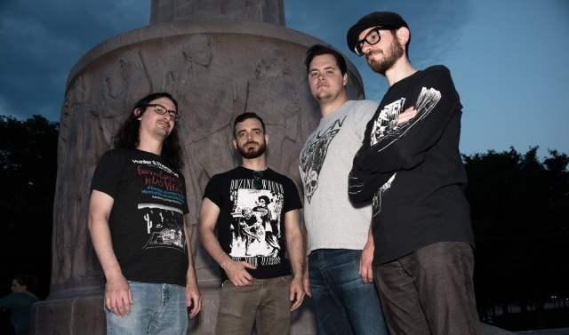 Political Fury And Concern Spark Brutal Whirlwind Of A Debut Album From Nequient