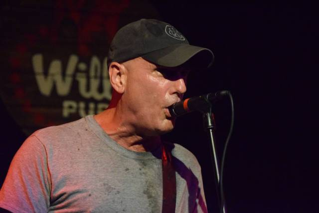 Unsane, WRONG, And Bloodlet At Will's Pub In Orlando — July 26, 2018