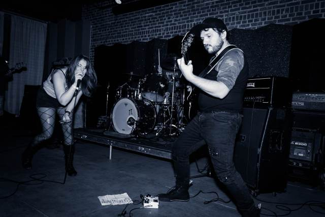Night Witch's Inclusive Hardcore Punk Aims To Shatter The Barriers Keeping Us All Back