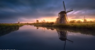 Capture Mania Photography Magazine jesusmgarcia_kinderdijk_windmills_1x