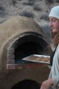 Inaugeral baking of cookies!