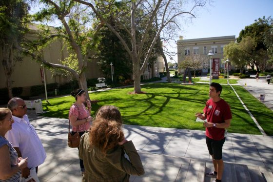 Chapman University Tour