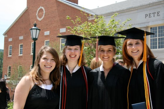 Christina Graduation 17