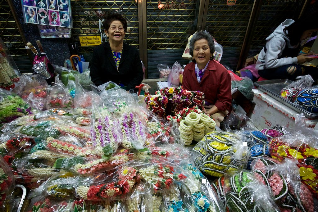 flower market 19